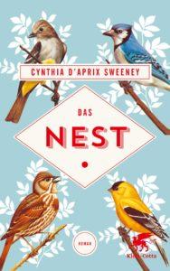 """Cover des Buchs """"Das Nest"""""""