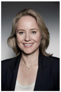 Portrait von Michaela Hummel, Geschäftsführerin der Doclights GmbH