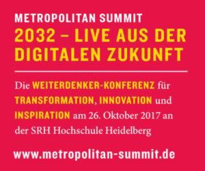 metropolitan Summit 2017