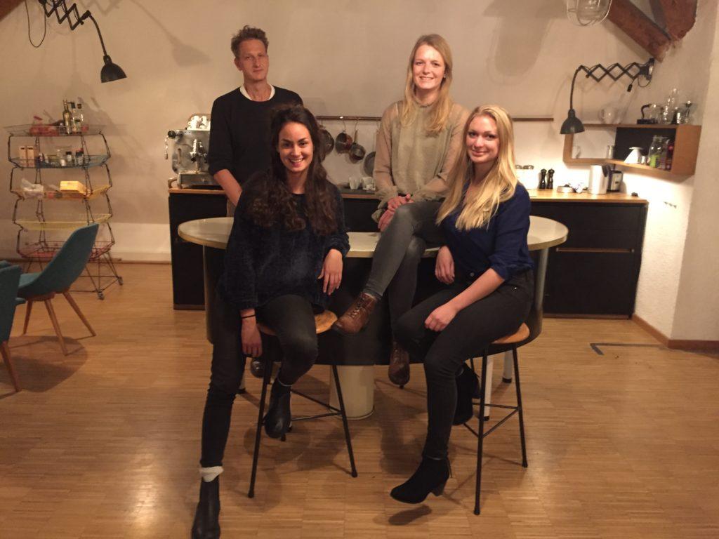 Das Team von StoryApp