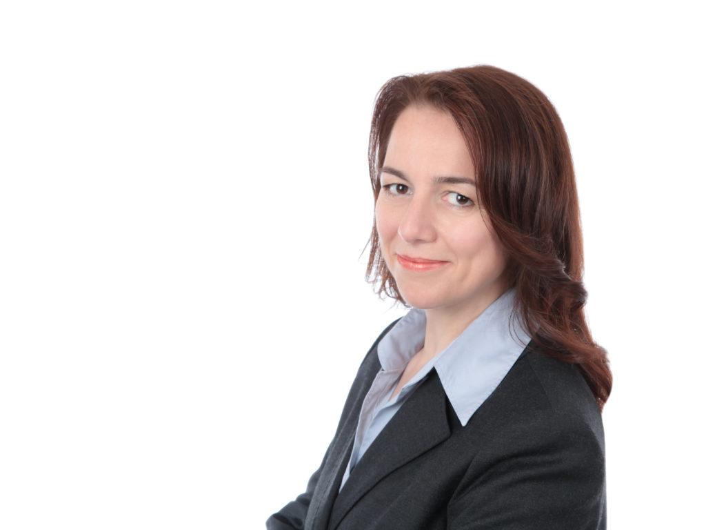 Silke Schneider-Flaig, Expertin im Business-Knigge, im Portrait