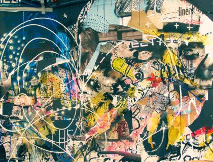 Graffiti, auch eine Form der Protest-Kultur