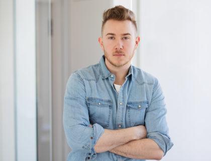 Portrait von Zukunftsforscher Tristan Horx