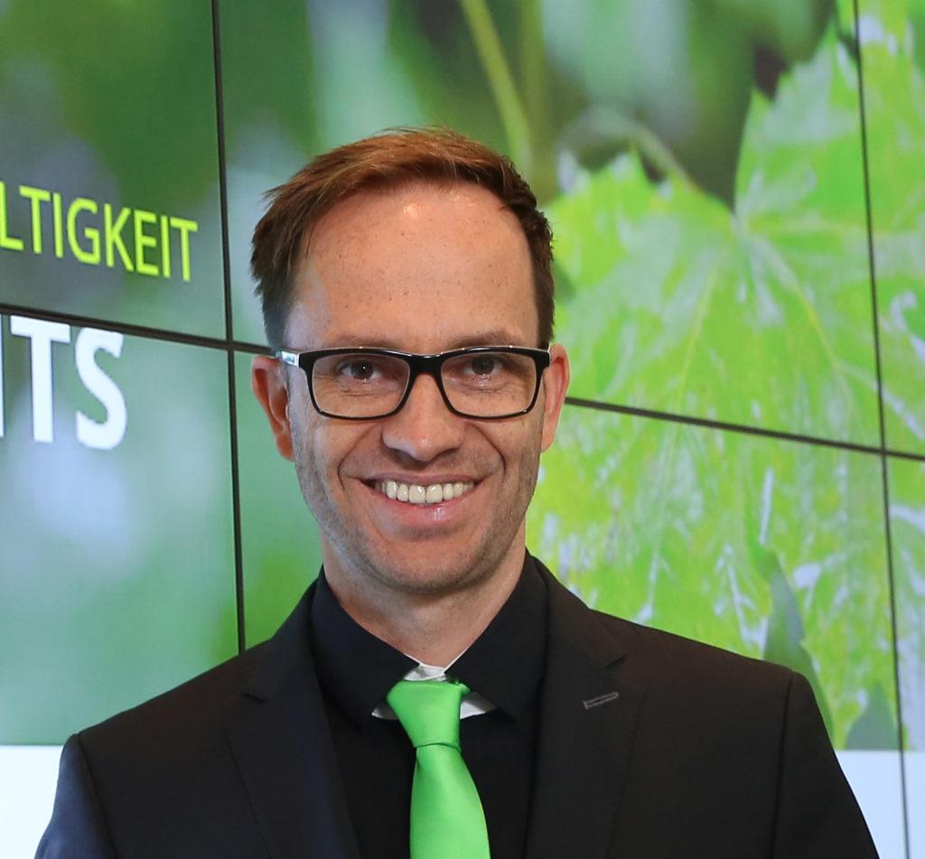 Olaf Marsson, Vorstandsvorsitzender des Jungen Mittelstands (Foto: Berlin Event)