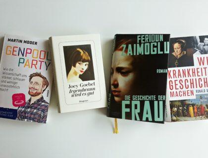 Bücher für den Sommerurlaub