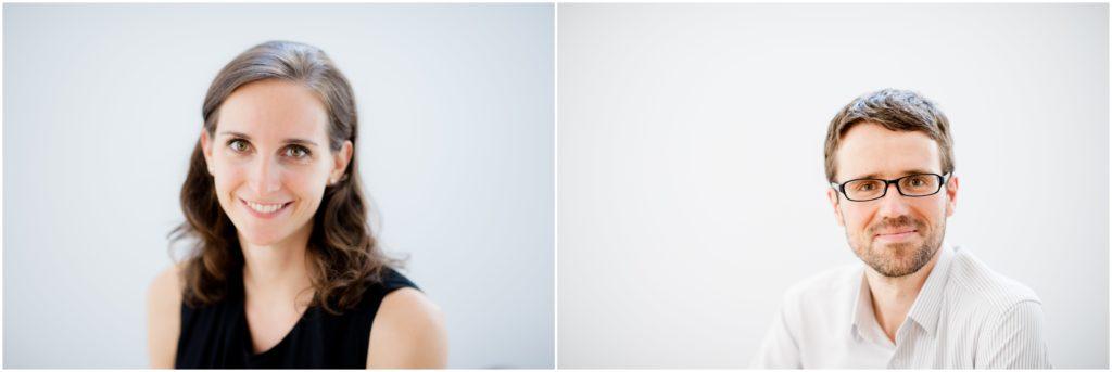 Nadine Krauß und Florian Rustler von creaffective
