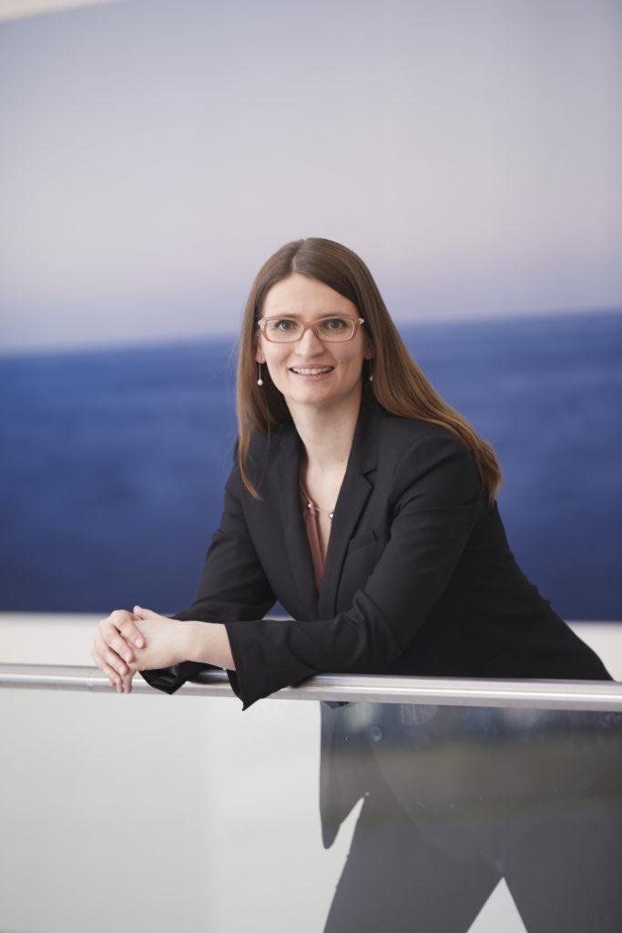 Prof. Dr. Petra Steinorth vom Lehrstuhl Risikomanagement und Versicherung an der Universität Hamburg.