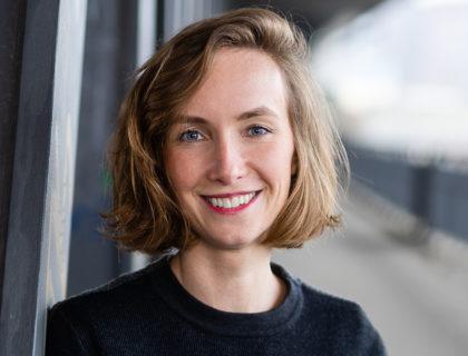 Nina Klass, Leiterin nextMedia.Hamburg